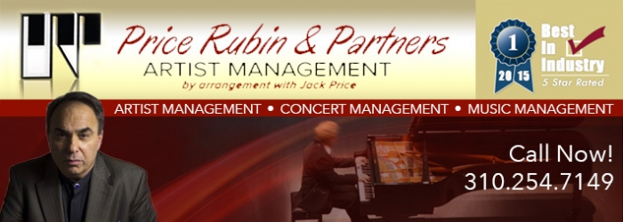 ARTIST MANAGEMENT by arrangement with Jack Price