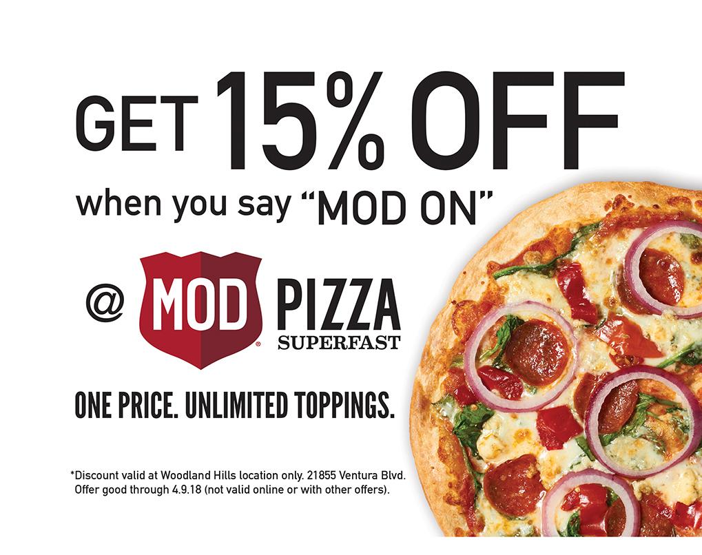 modpizza price