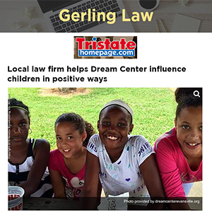 Local law firm helps Dream Center influence children in positive ways