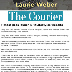 Fitness pros launch BFitLifestyles website