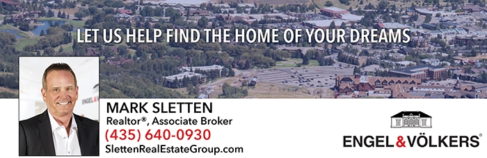 MARK SLETTEN - SLETTEN REAL ESTATE GROUP