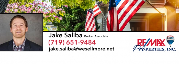 Jake Saliba Residential Real Estate and Military Relocation Specialist