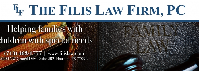 Filis Law Firm - * Steps for Raising a Child with Special Needs