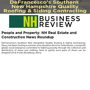 People and Property: NH Real Estate and Construction News Roundup
